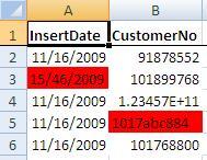Excel data validation with VBA macros | SQL with Manoj