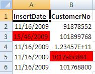 Excel data validation with VBA macros | SQL with Manoj