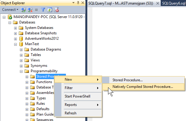 how to find the difference sql object and sending objecct