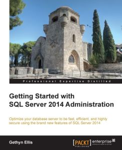 Getting started with SQL server 2014 Adm_Front cover_2413EN