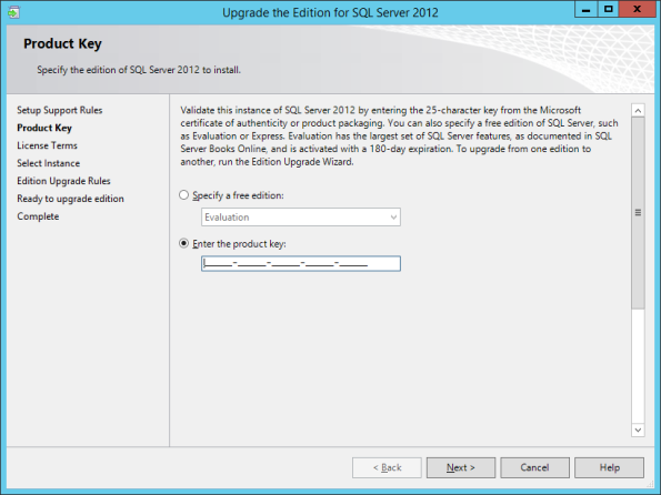 SQL Evaluation expiry 04