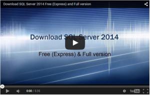 SQL Server 2014 Download