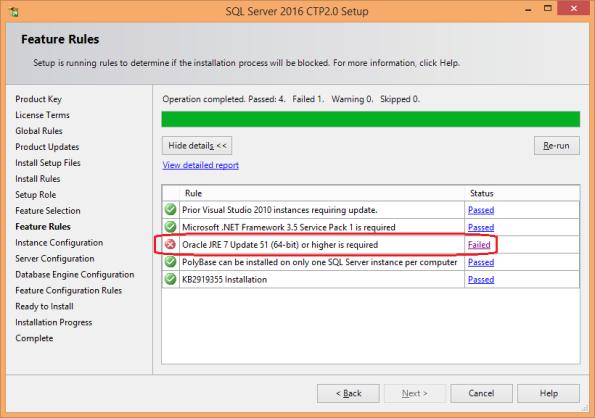 SQL Server 2016 Install 03