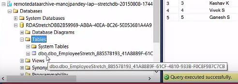 SQL Server 2016 - StretchDB 08