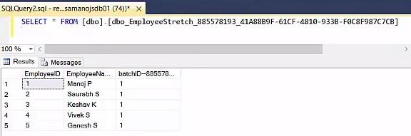 SQL Server 2016 - StretchDB 09
