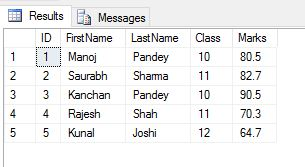 Import/Read a JSON string and convert it in tabular (row/column) form | SQL Server 2016 - Part 2