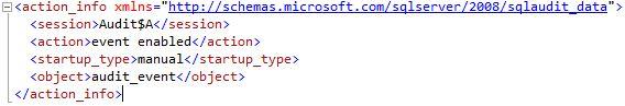 XML parse