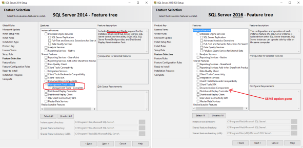 Download Install Sql Server Management Studio Ssms 2016