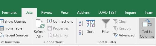 Excel vs SSMS 02