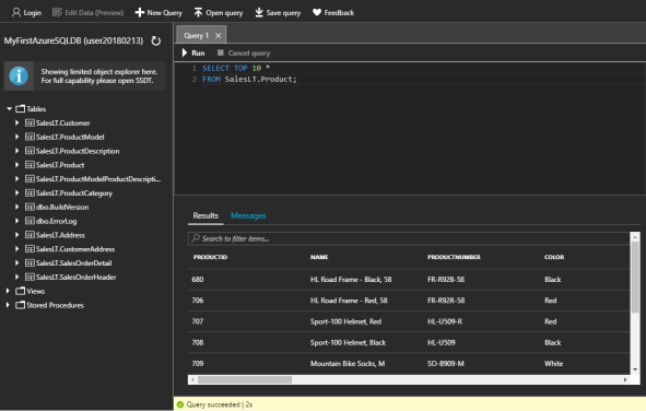 Azure SQL DB Create 8