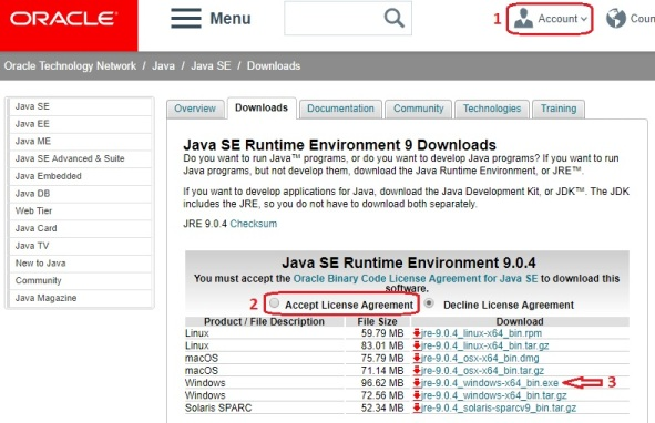 Oracle JRE for SQL Server | SQL with Manoj