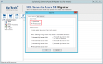 SysTools SQL Azure Migration04